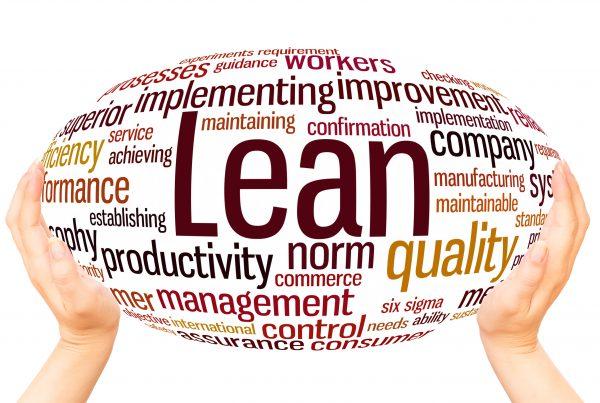 Lean Improvement Words