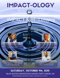 Impact & Belonging Masterclass